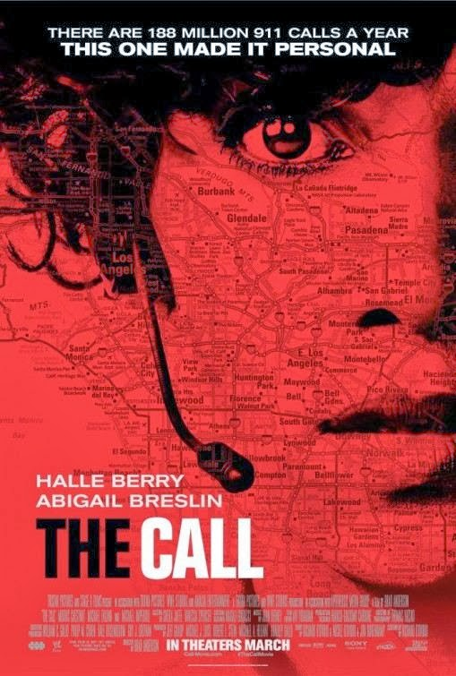 Poster Of English Movie The Call (2013) Free Download Full New Hollywood Movie Watch Online At Alldownloads4u.Com