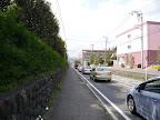 津久井湖へ向かう県道@@@512@@@385