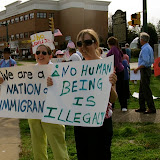 Immigration Rally April 8th