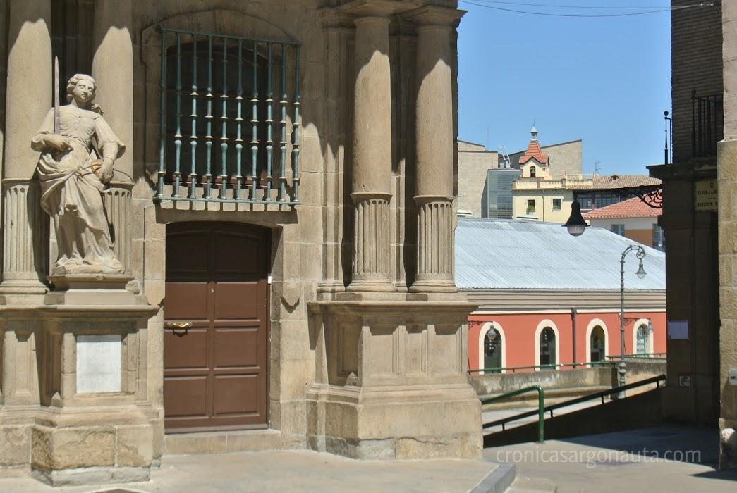 arquitectura de Pamplona