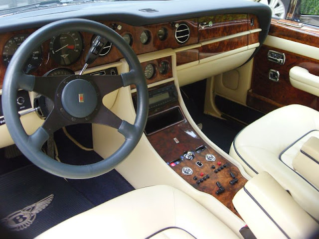 Bentley Turbi R 2 door by Hooper & Co Ltd