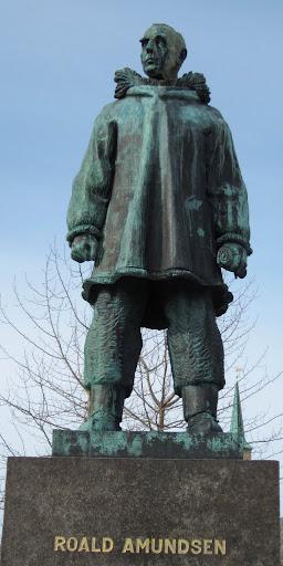 Roald Amundsen, poolontdekkingsreiziger