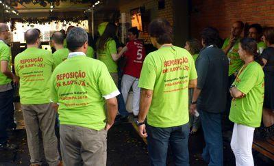 Campanha Salarial Procempa 2010