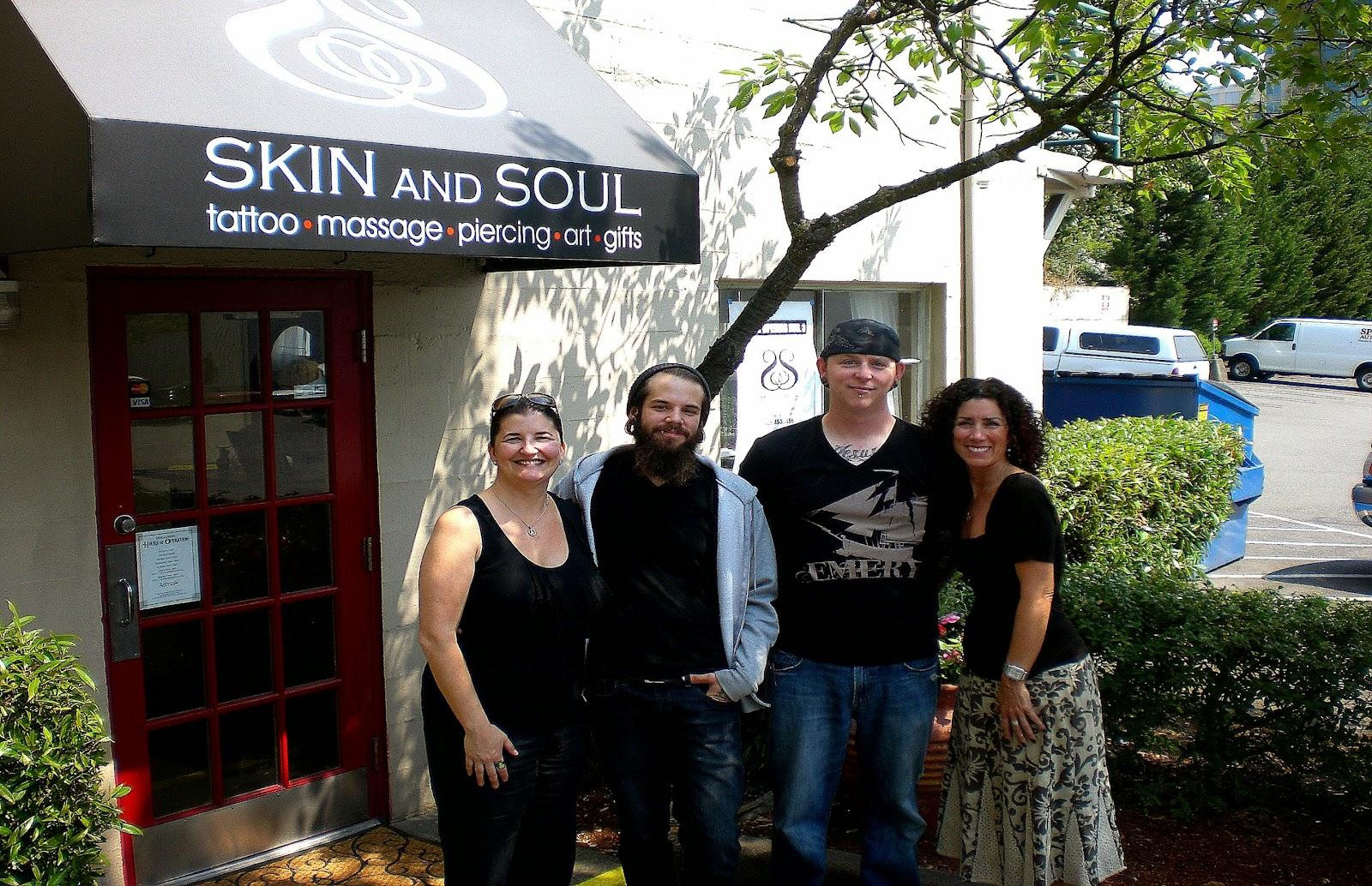 Skin and Soul Body Art Studio Now Open in Downtown Bellevue
