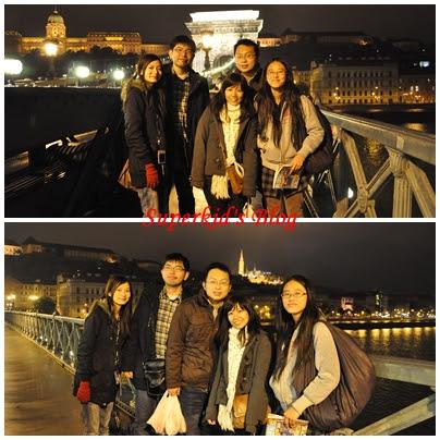 我們在多瑙河明珠: 布達佩斯!!!