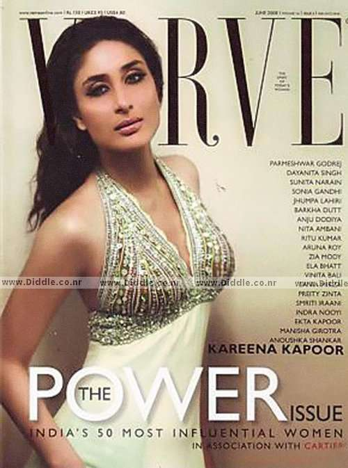Kareena Kapoor Verve Magazine July Scans(3photos)  #bollywood:bollywood