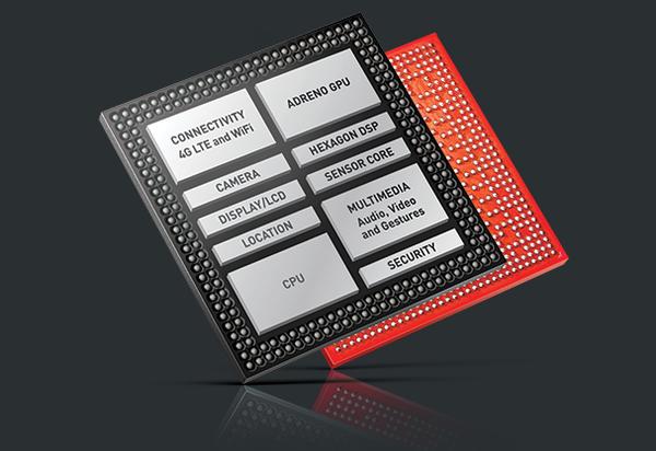 Qualcomm công bố 4 vi xử lý mới cho di động