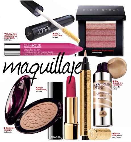 Premios Vanidades - Maquillaje