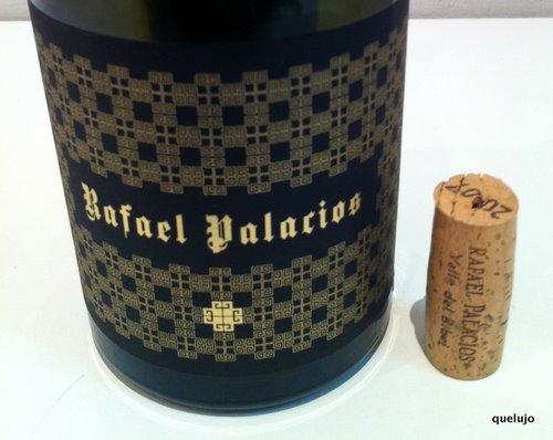 Colección 75 Aniversario Vila Viniteca: Vino Rafael Palacios 2007. Rafael Palacios (D.O. Valdeorras).