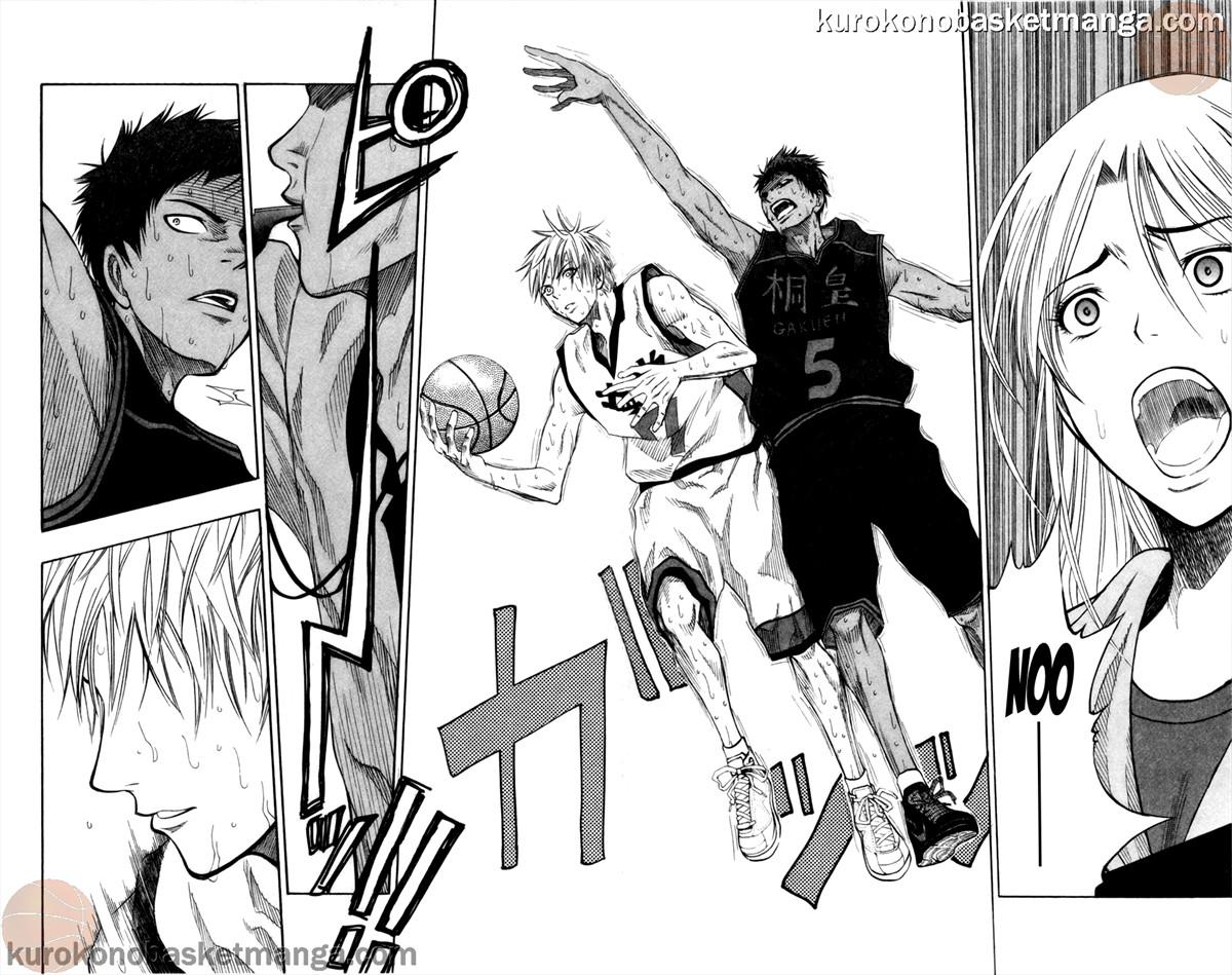 Kuroko no Basket Manga Chapter 70 - Image 0/4-5