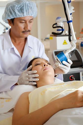điều trị da bằng practional vi điểm