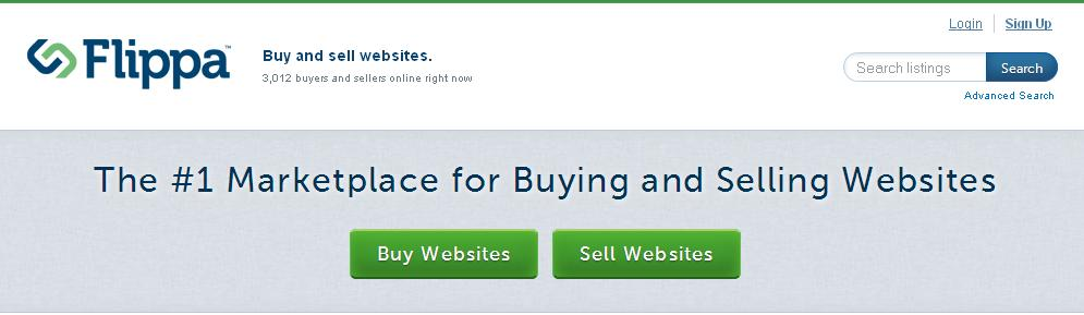 Tips cara menjual website atau blog menguntungkan kepada for Buy and sell online sites