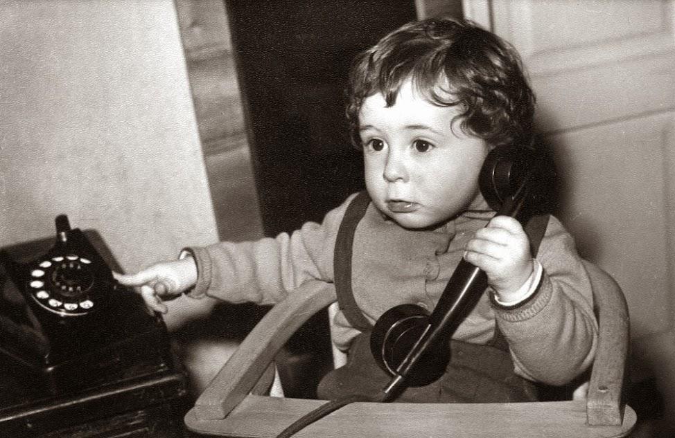Слава с телефоном