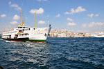 Istanbul: sur les rives de la Corne d'Or