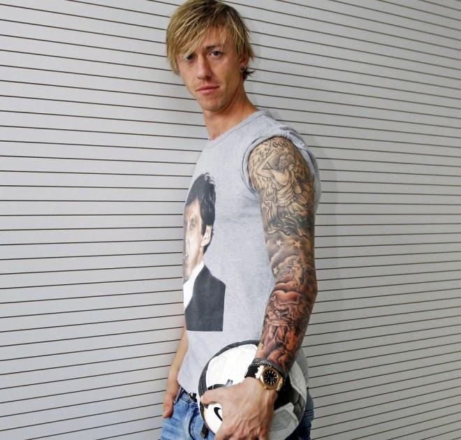 Tatuajes De Famosos El Ultimo Accesorio De Moda: Tatuajes De Famosos: ÚLTIMO TATUAJE DE JOSE MARÍA