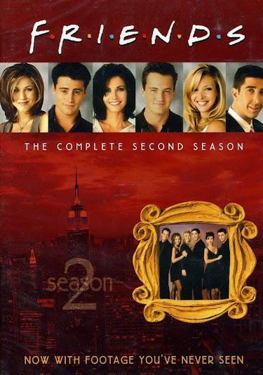 Những Người Bạn P2 - Friends Season 2