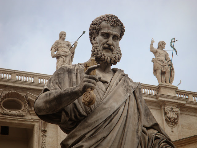 The true primacy of Saint Peter