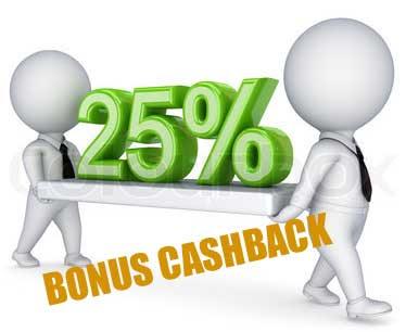 Keuntungan Distributor 4Life 25% Bonus Cashback