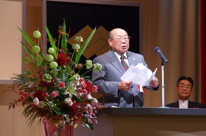 空知地区老人クラブ連合会・小田桐 実 会長