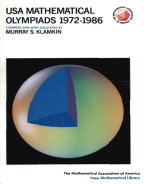 USA Mathematical Olympiads 1972-1986