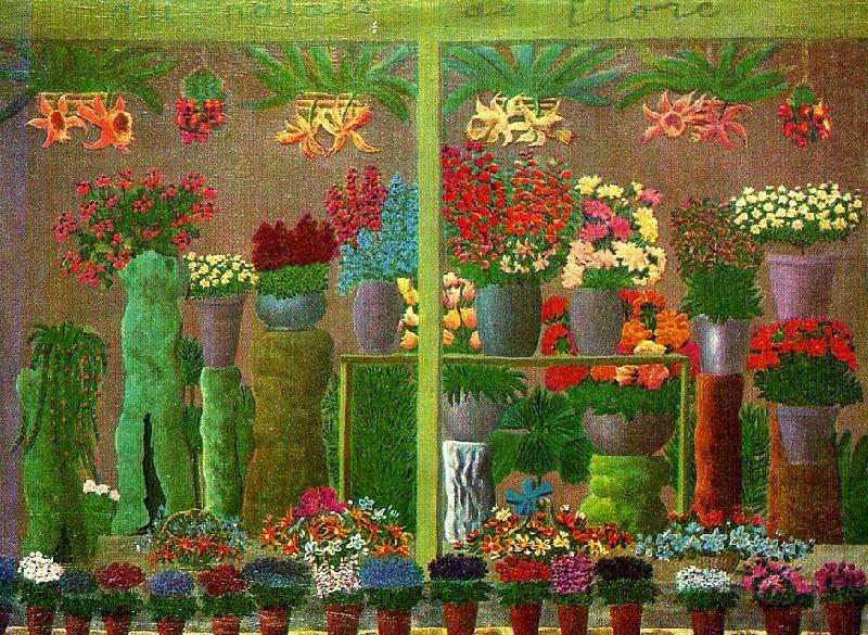 André Bauchant - i blommornas land