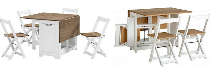 CONSERVE SPACE WITH MULTI-FUNCTIONAL FURNITURE IDEAS