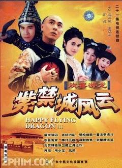 Sóng Gió Chỉ Cấm Thành - Happy Flying Dragon (1998) Poster