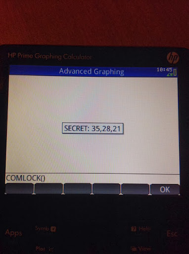 Eddie's Math and Calculator Blog: HP Prime Programming
