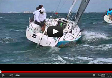 J/80 video from Spain