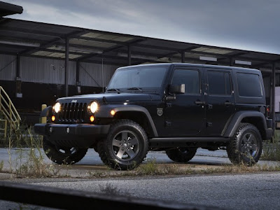 Call Of Duty Black Ops Edition Jeep. The new limited-edition Jeep