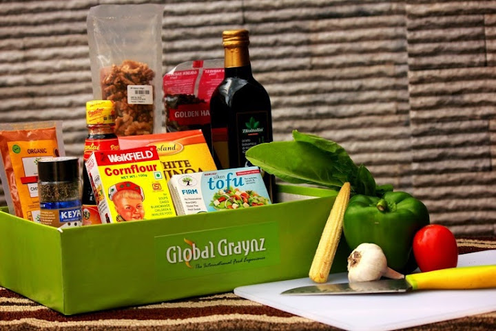 Global Graynz Everything Recipe Box