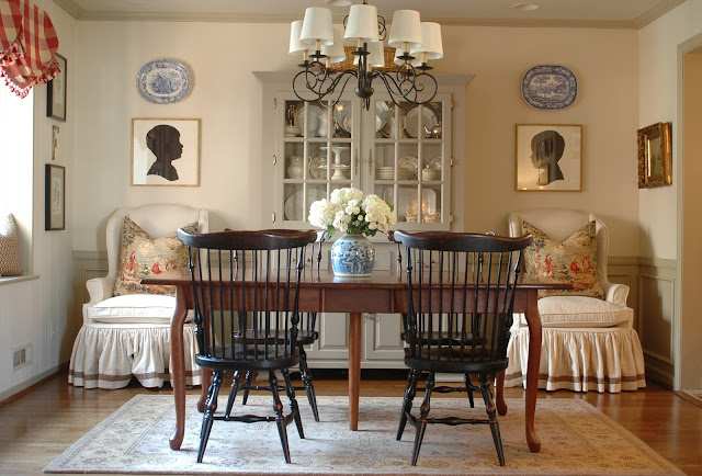 cottage and vine tessa s pretty dining room pretty dining room dream home pinterest
