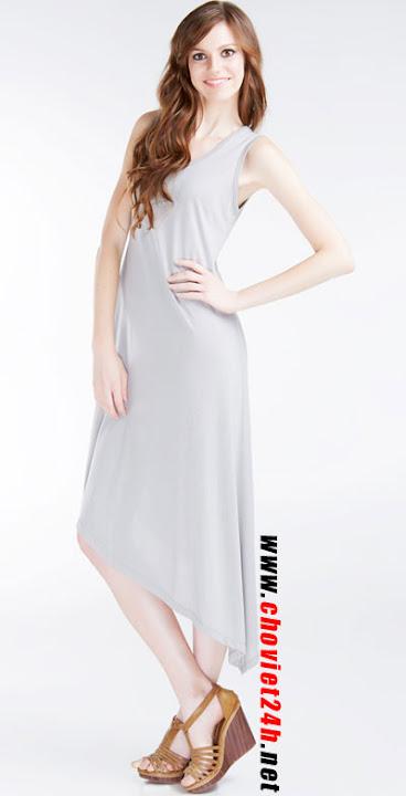 Váy dài thời trang Sophie Tanete