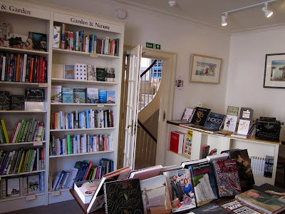 Mr B's Emporium of Reading Delights - more from the inside