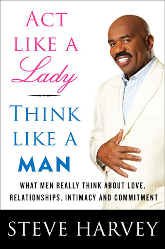 Book Review Act Like A Lady Think Like A Man Cover