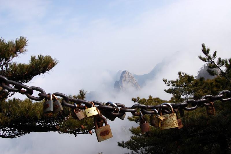 Gembok Cinta Huangshan