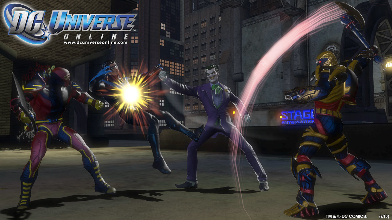 Khám phá DC Universe Online: Jokers - Ảnh 5