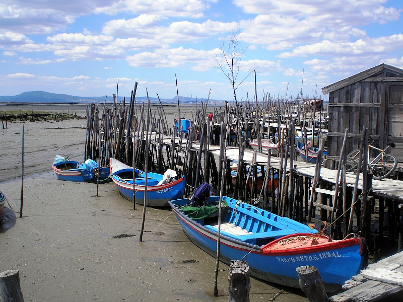 Porto Palafítico da Carrasqueira