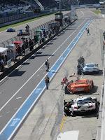 Nürburgring GT Masters - vom Boxendach