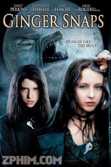 Nàng Sói - Ginger Snaps (2000) Poster
