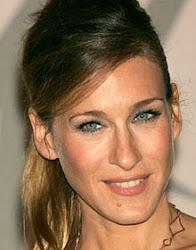 Sarah Jessica Parker rosto comprido