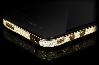 Swarovski iPhone 4 Rim Crystallisation Product