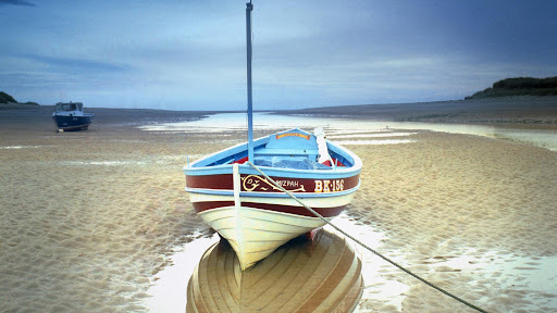 Alnmouth Harbour, Northumberland, United Kingdom.jpg