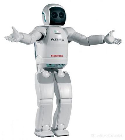 Robot «Asimo» de Honda