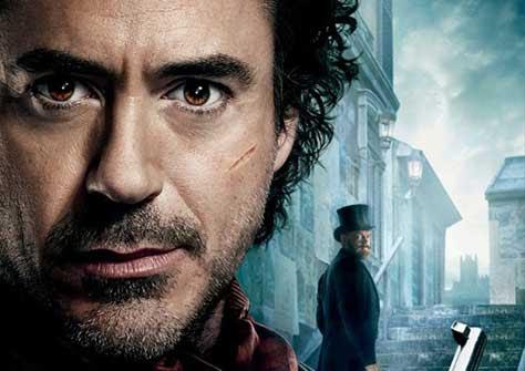Robert Downey JR.-Sherlock Holmes