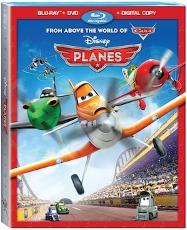 Disney's Planes on DVD #ThorDarkWorldEvent #DeliveryManEvent