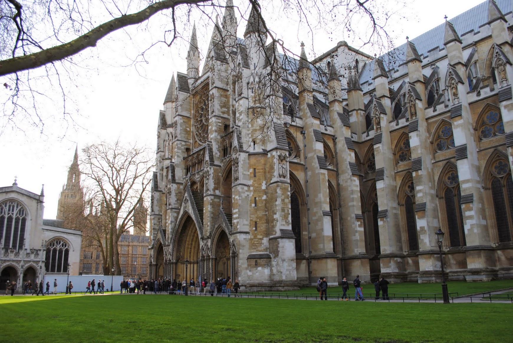 My Photos: London -- Westminster Abbey