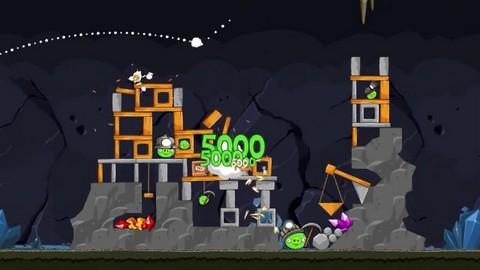 Angry Birds - Mine & Dine