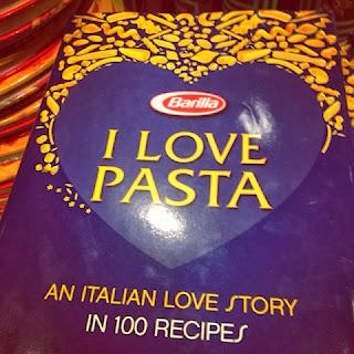 Eataly recipe book