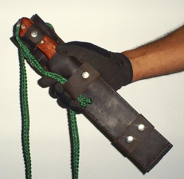 "Simple modificacion de machete panja africano 18"" S5037344"